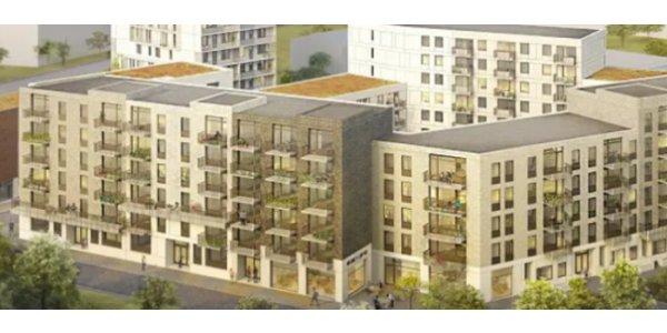 Wästbygg bygger nytt Malmö-kvarter