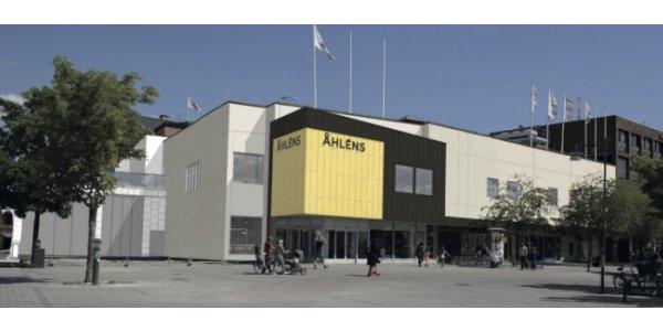 Diös utvecklar i centrala Falun