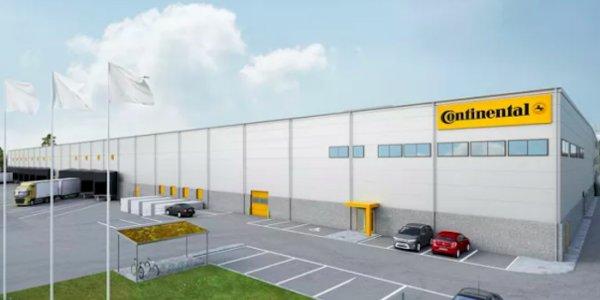 Logistic fortsätter att storsälja