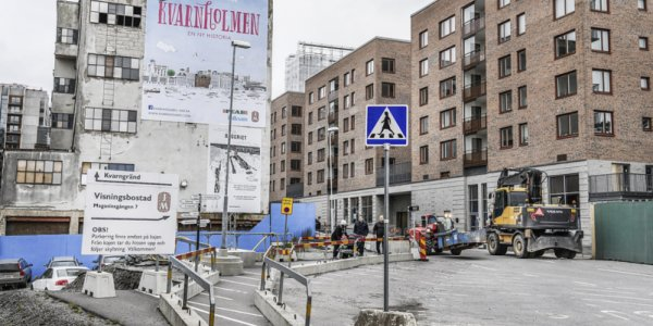 Bromsen i för bostadsbyggandet