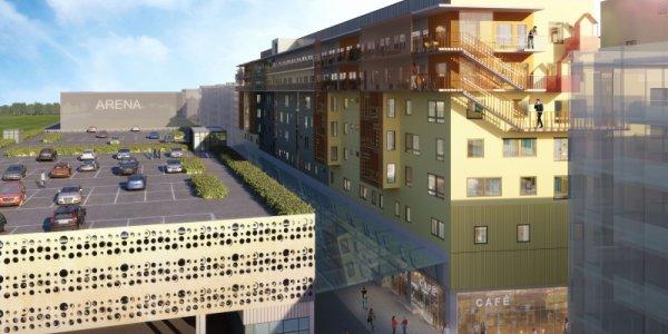 Peabs storbygge i Göteborg fulltecknat