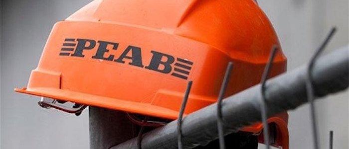 Peab får nya Finlands-projekt