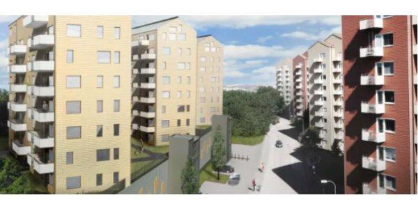 Nya hyresrätter till Göteborg
