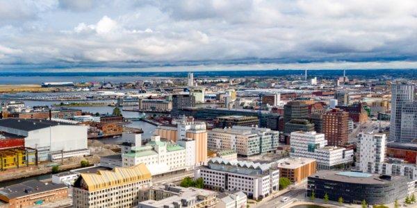 Skanska fyller på Aura i Malmö