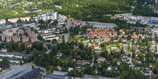 Fastighetsbolag miljonblåser kommun