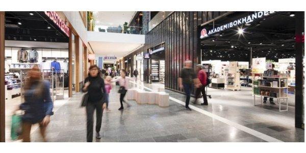 Nya etableringar till Mölndal Galleria