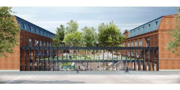 NCC bygger speljättens nya Malmökontor