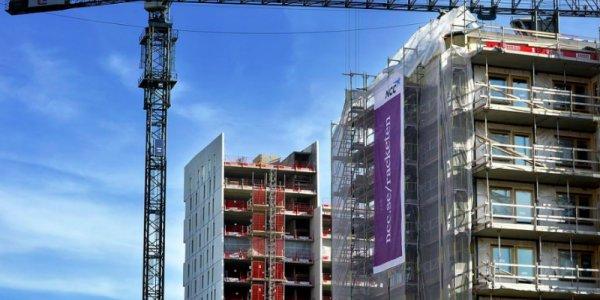 Fallande bostadsbygge – ekonomisk bromskloss