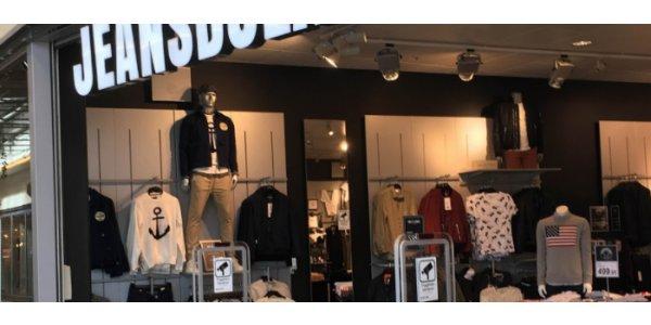 Jeansbolaget till Hufvudstadens Femman