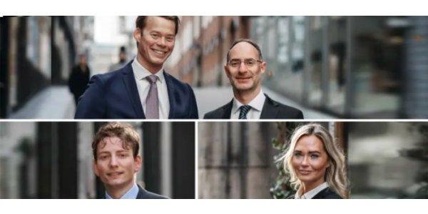 Morris Law växer i Stockholm