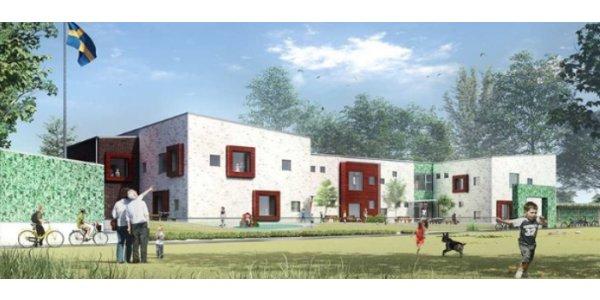 NCC bygger ny förskola