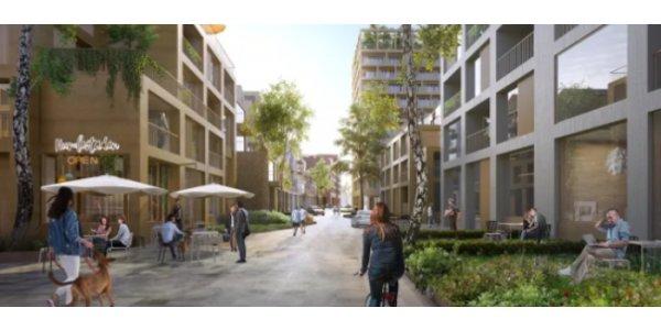 Stena utvecklar ny stadsdel