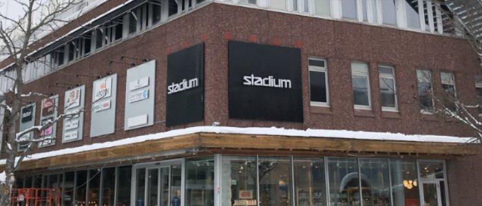 Diös hyr ut i centrala Falun
