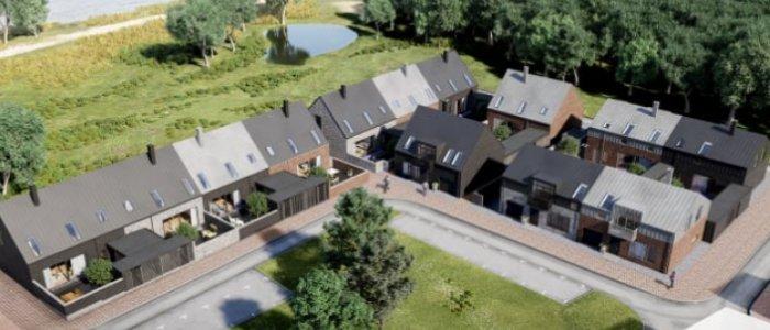 Midroc byggstartar 30 bostäder