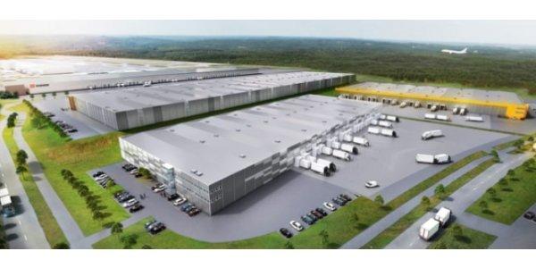 Swedavia bygger nya logistikfastigheter