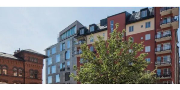 Castellums nya Stockholmsuthyrning