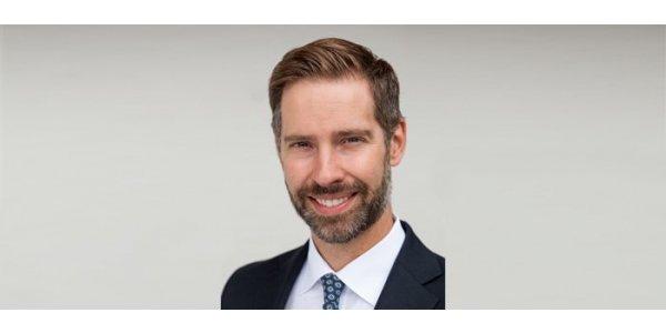 Pontus Sundin – ny kreditchef på Brunswick