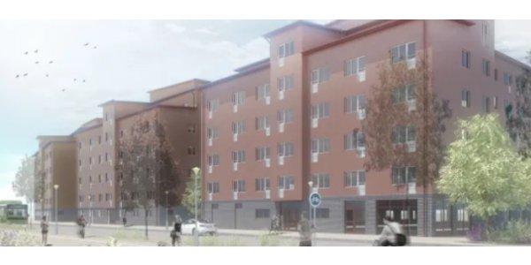 402 studentbostäder till Uppsala