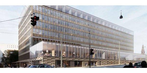 NCC omvandlar kontor till hotell