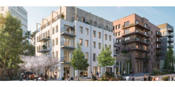 TL Bygg utvecklar nya Sthlms-stadsdelen