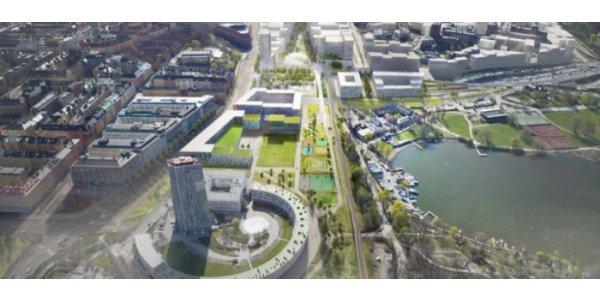 Utvecklar hotell i centrala Stockholm