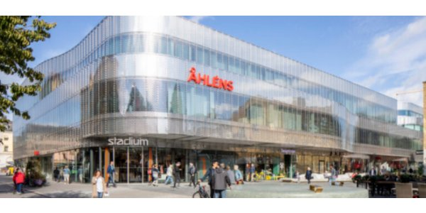 Axfast säljer Åhlénshuset