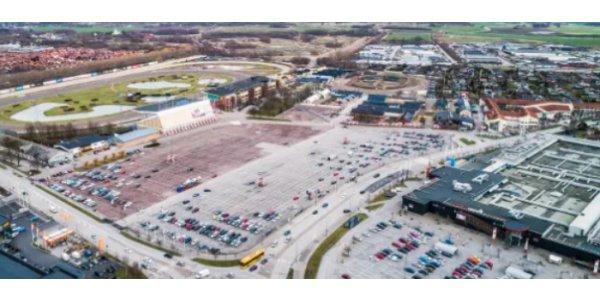 Storaktörer bygger ny Malmö-stadsdel