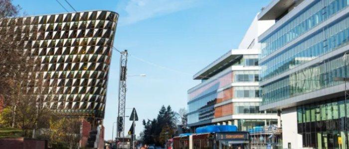 Rekordstort intresse för Campus Solna