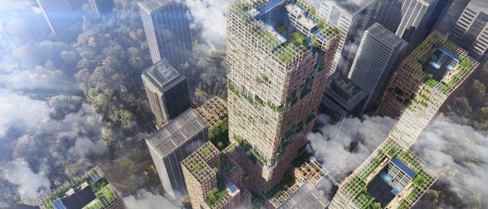 Karusell Mipim rullar vidare – Framtidens städer avslöjade