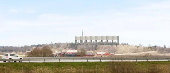 VIVAB och Veidekke bygger nytt i Varberg