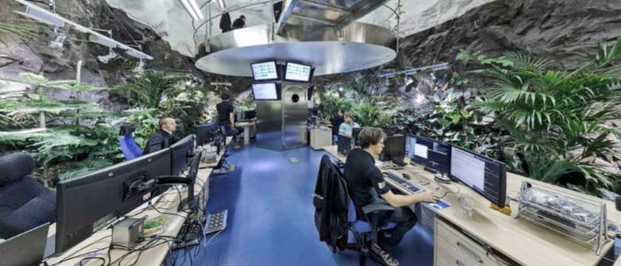 Världens häftigaste kontor?