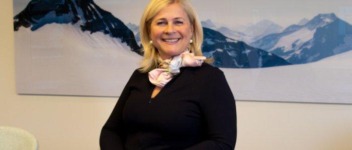 Ny vårdutvecklare till Sverige