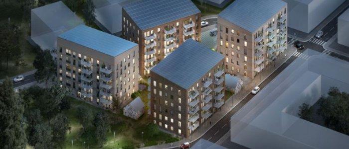 Här bygger Serneke nya bostäder