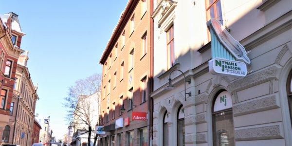 Diös fyller på i Sundsvall
