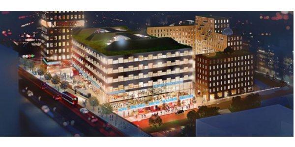 Atrium byggstartar nytt Sthlms-kvarter
