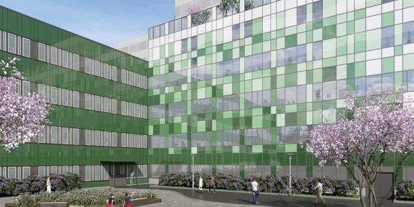 Så blir nya Östra sjukhuset i Gbg