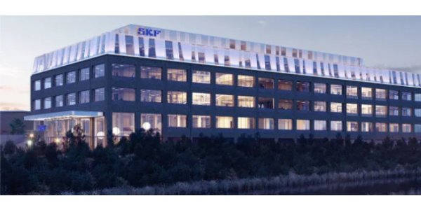 De bygger SKF:s nya huvudkontor