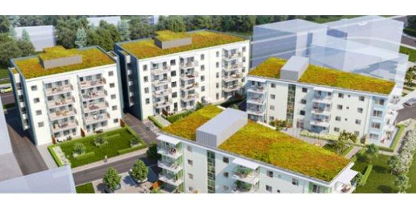 HSB byggstartar nytt Lund-kvarter