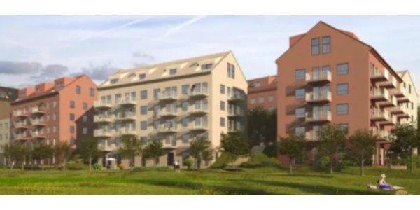 Grönt ljus för nya Sthlms-bostäder