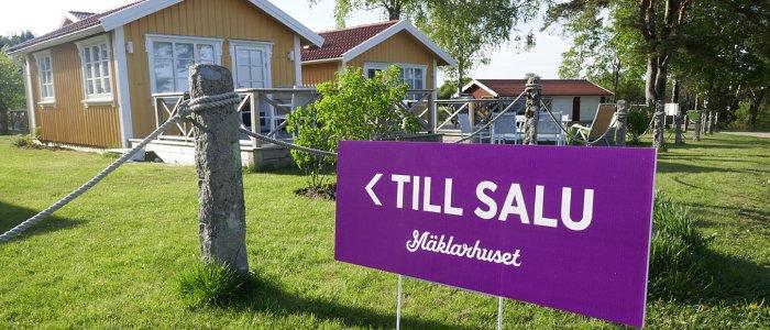 Går snabbare sälja bostadsrätter