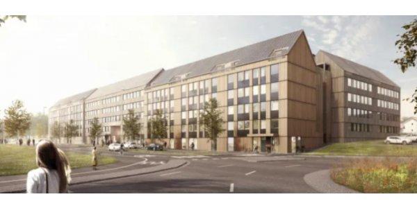 Lindbäcks bygger nya Gbg-bostäder