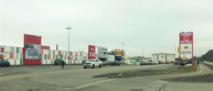 Jula expanderar i Hässleholm
