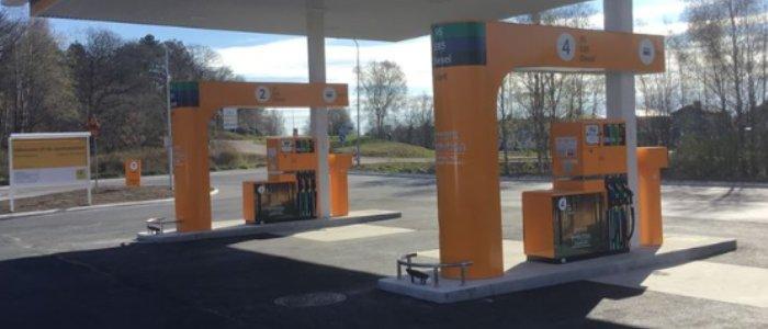 Preems nya Gbg-station