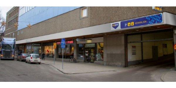 Diös utvecklar i Gävle