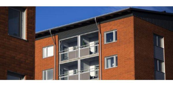 NCC bygger 116 lägenheter
