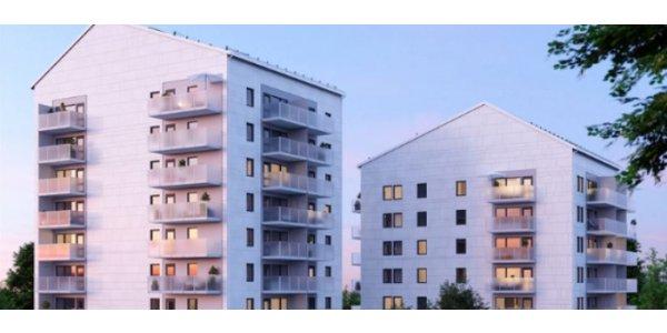 NCC bygger nytt i Umeå