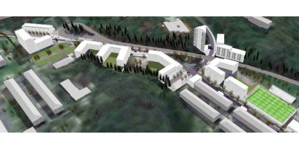 SHH bygger nya bostäder i Gbg