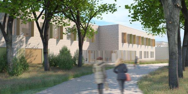 NCC får nytt sjukhusbygge