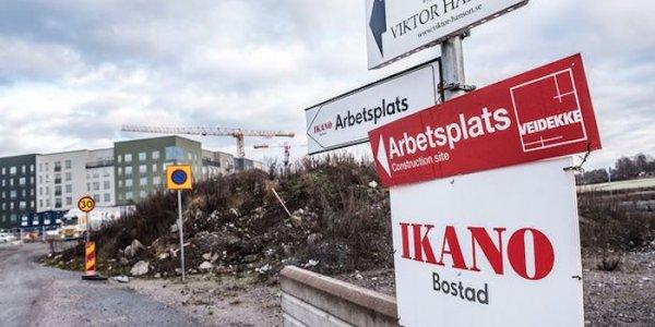 Lansa köper bostäder i Kungälv