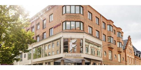 Atrium inviger Uppsala-kvarteret